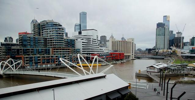 Melbourne overcast
