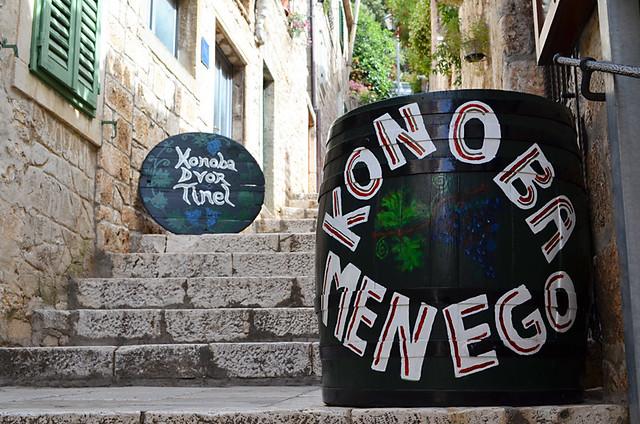Konoba Menego, Hvar, Croatia