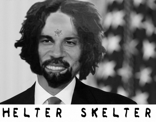 HELTER SKELTER by WilliamBanzai7/Colonel Flick