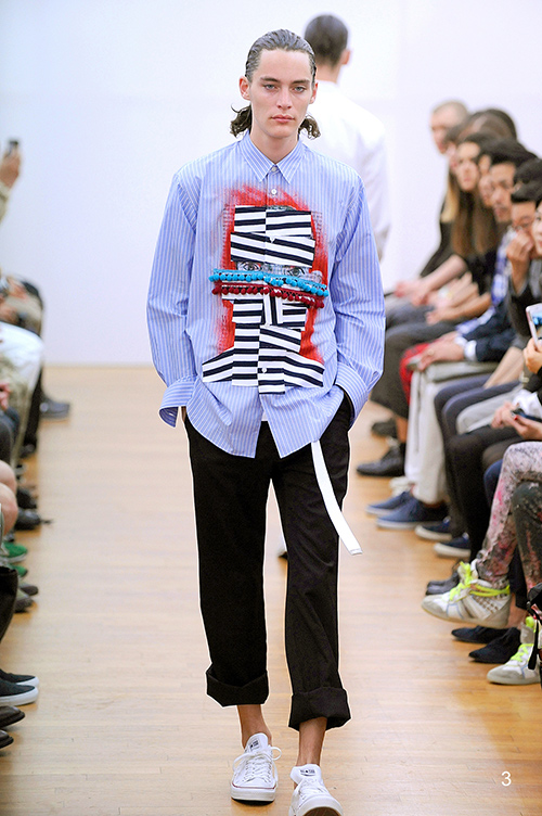 Jaco Van Den Hoven3392_SS14 Paris COMME des GARCONS SHIRT(Fashion Press)