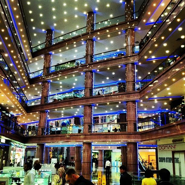 Торговый центр Рио на Ленинском