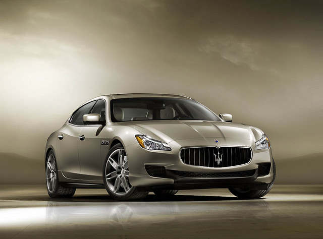 Maserati Quattroporte Diésel