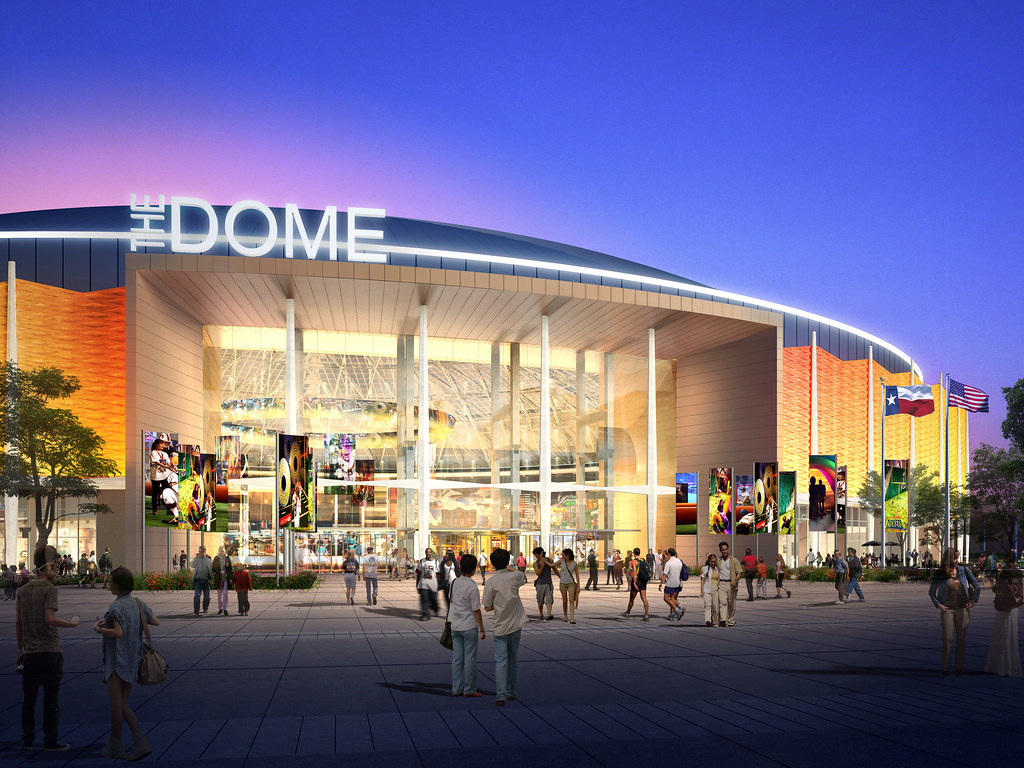 houston dome project Sgh ® works on more than 2,000 projects a year  building 10 great dome  the project included preserving the two .
