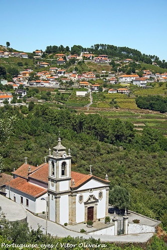 Igreja Matriz de Fontes - Portugal