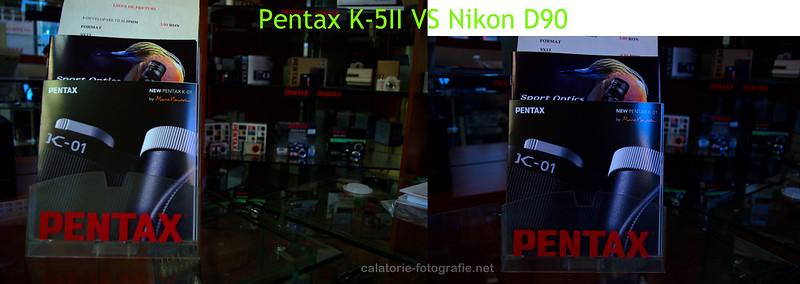 Pentax K-5II vs Nikon D90 - DSLR-uri pentru entuziaști, testate practic 10068095014_6927271089_c