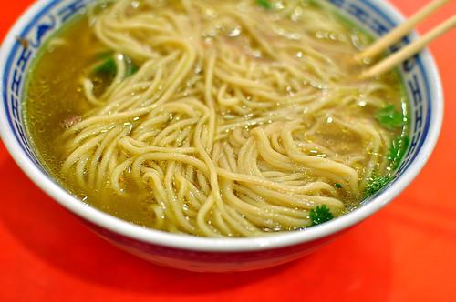 Zheng Zong He Nan La Mian Guan - Shanghai - Hand-Pulled Noodles