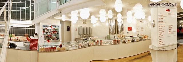 Onde tomar sorvete em Bolonha