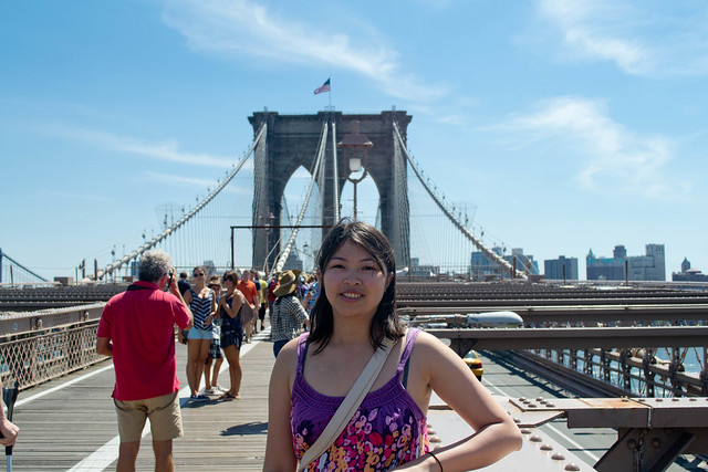 Brooklyn Bridge | New York City, USA