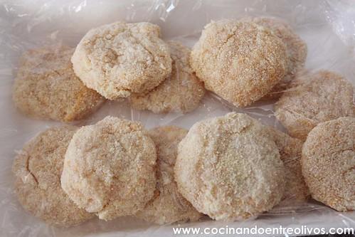 Nuggets de pollo y queso www.cocinandoentreolivos (12)