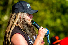 Hippie Mike on the mic2013