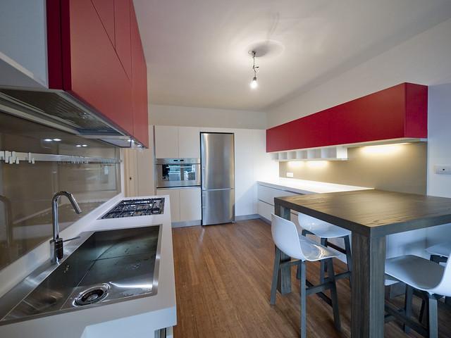 Forum consiglio cucina ingresso stosa - Schienale cucina in vetro temperato ...