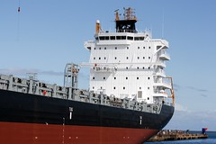 vehicle, ship, sea, ocean, bulk carrier, cargo ship, watercraft, container ship, oil tanker,