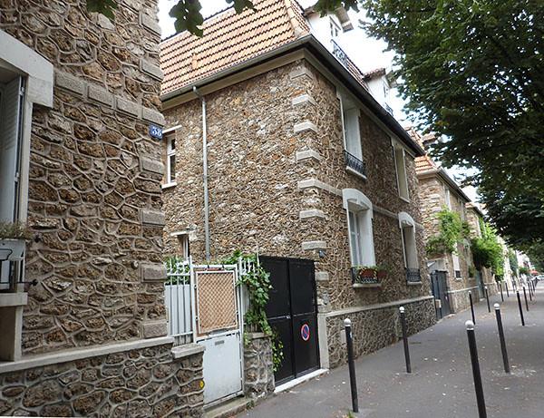 maisons rue de Bercy