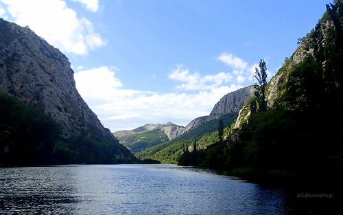 trip travel vacation holiday holidays europe croatia cetina omis altamons