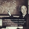 #NielsBohr #expert #wisdom #knowledge #science