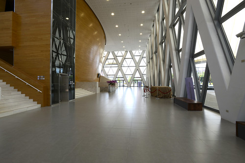 張瑪龍+陳玉霖建築師事務所、荷蘭 de Architekten Cie 建築師事務所- 大東文化藝術中心