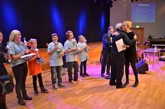 Brassbandfestivalen 2013 - Årets Rookie i Minibrassdivisionen: GYBB (Foto: Olof Forsberg)