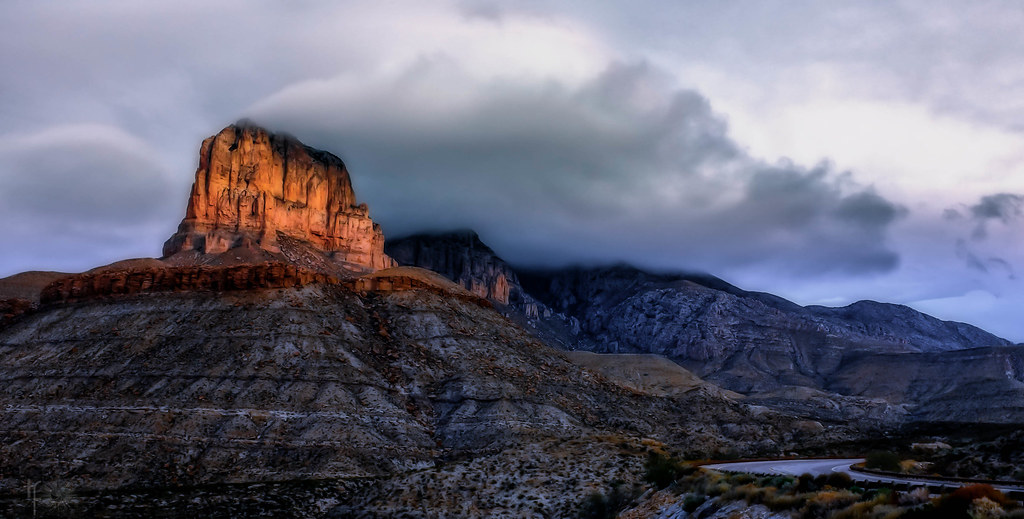 Carlsbad New Mexico - Guadalupe Peak