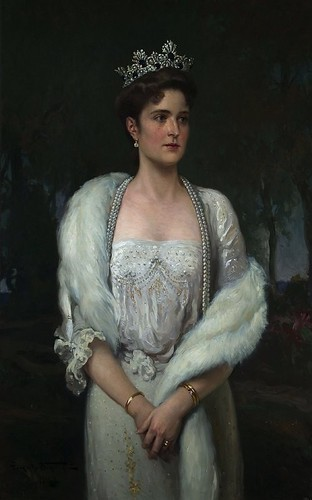 Empress Alexandra Feodorovna of Russia (6th June 1872 – 17th July 1918)