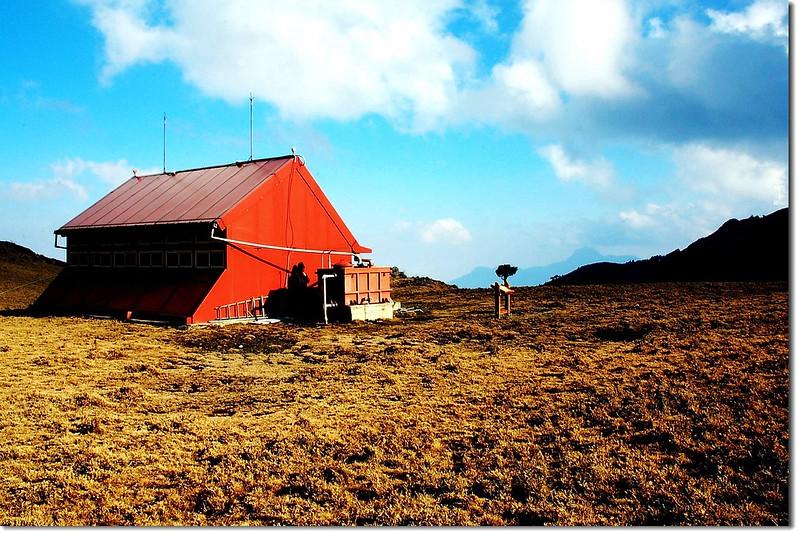 大水窟山屋(Elev. 3280m) 3