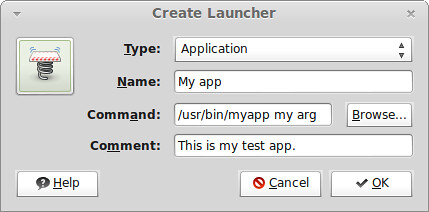 How to create desktop shortcut or launcher on Linux - Xmodulo