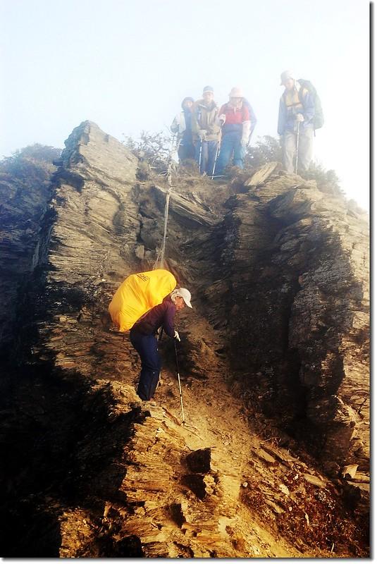 勇渡塔比拉斷崖 4