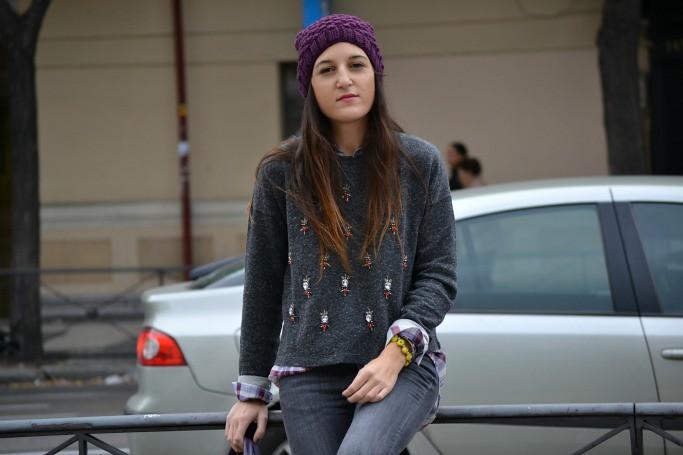 sweater bichos zara 4