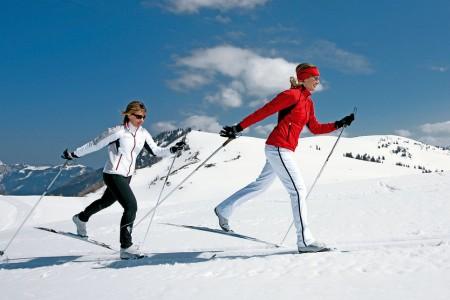 Běháte ráda i v zimě? Zkuste to letos na běžkách!
