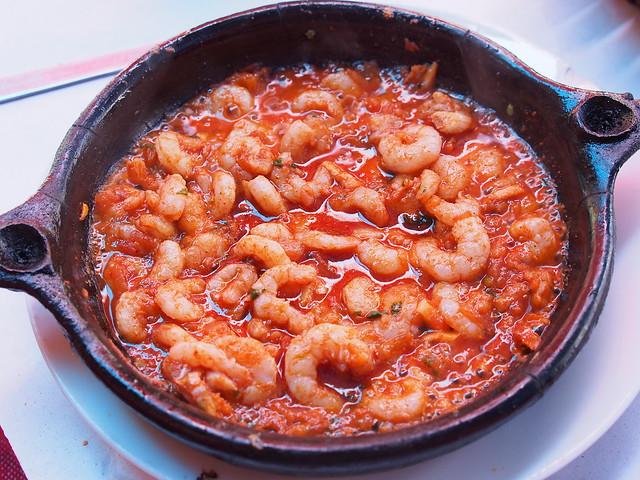 今日午餐-寶玲姐的午餐,蝦仁鍋