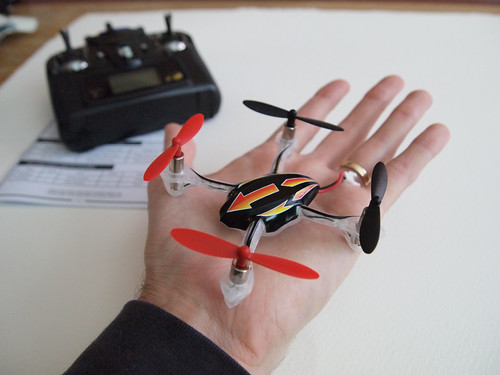 Turbo Drone quadrocopter