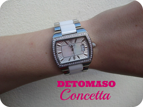Detomaso Concetta Watch Review title