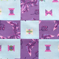 Tula Pink City Sampler - Block 82