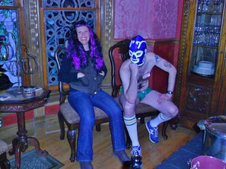 Jenny and the Mexican Wrestler