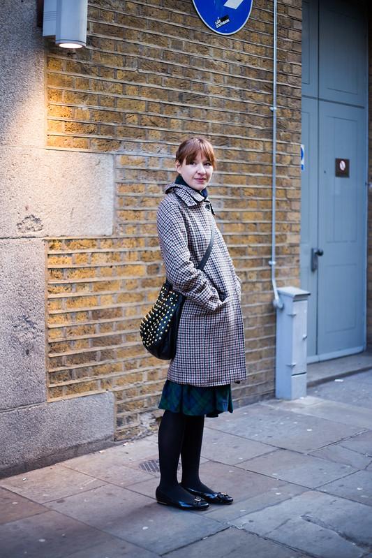 Street Style - Anneliese, Seven Dials