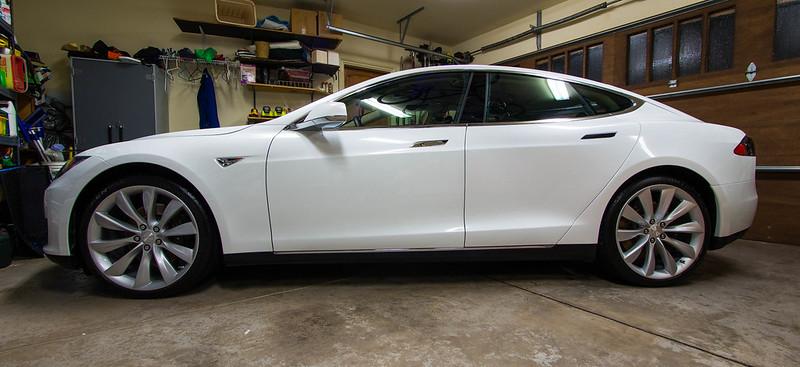 P85 paint correction and opti coat application tesla motors for Tesla motors careers login