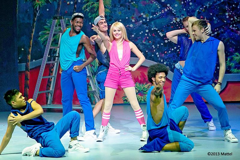 Barbie Live PR Photo 6