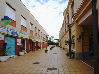 Einkaufszentrum für Touristen