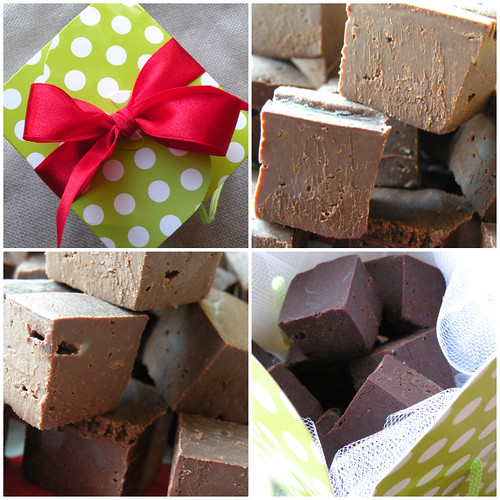 Mrs. Fields Secrets Holiday Fudge