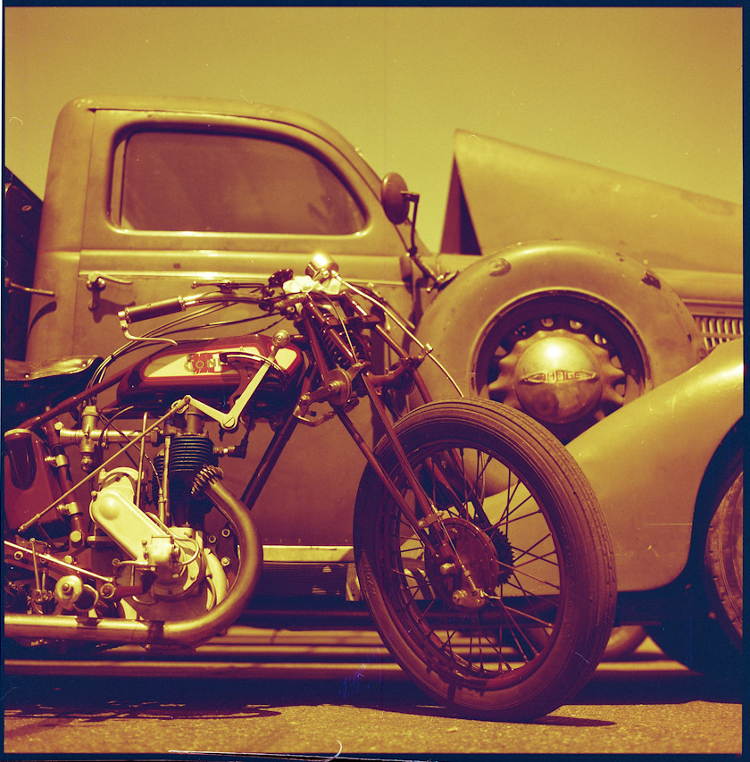 Bikes, Cars And Lifestyle - Magazine cover