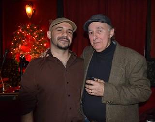 Daniel José Older & Thomas F. Monteleone