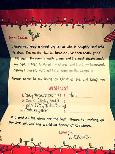 Visit with Santa