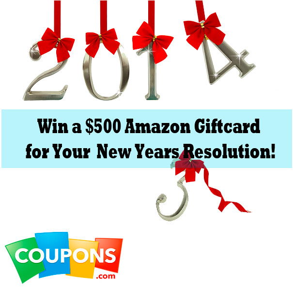 New Years Resolution Giveaway