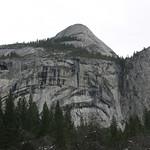 Yosemite cliffs