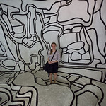 Emily in the cave, Le Centre Pompidou