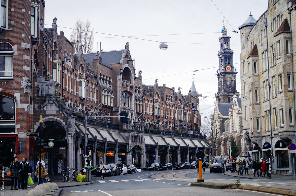 Amsterdam, After Winter Holidays