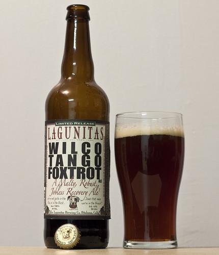 Review: Lagunitas Wilco Tango Foxtrot Ale by Cody La Bière