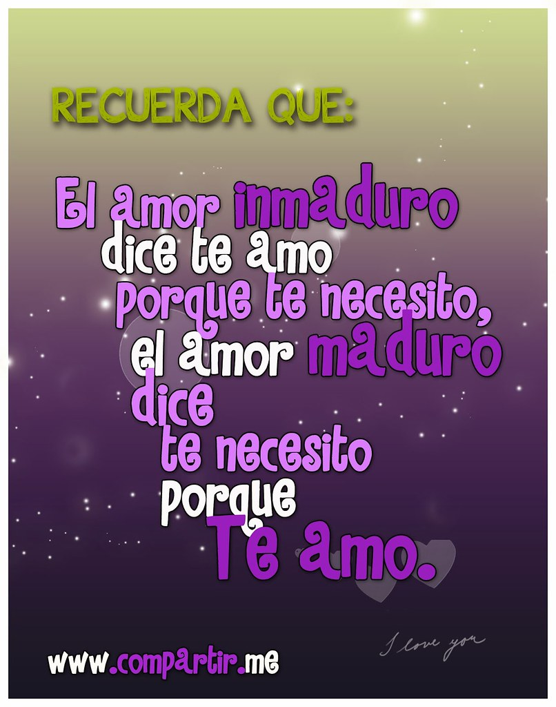 Frases Amor S Most Interesting Flickr Photos Picssr