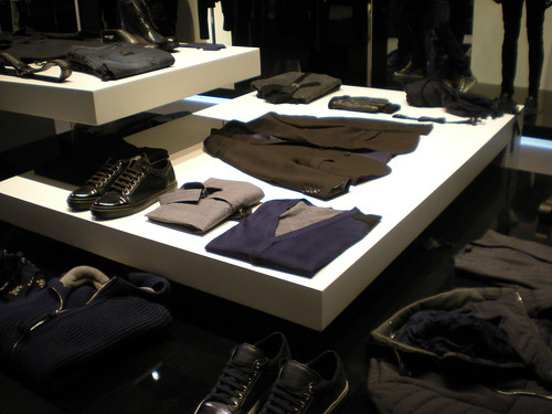 Visita in Showroom Antony Morato al Pitti 85