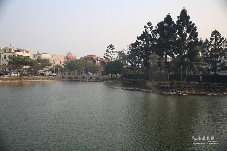 台南私藏景點--柳營吳晉淮故居,下營武承恩公園 (18)