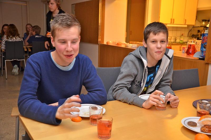 J-SYBB - Felix och Emanuel